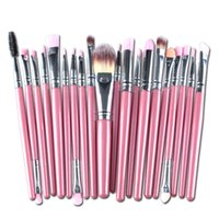 beautiful pc games - 2017 beautiful fashion popular PC game of make up brush tool suite of personal health cotton je9 transportation drops makeup brush set