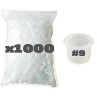 Wholesale mm Small Size White Tattoo Ink Cups Caps for Needle Tip Grip Power Supply ICC