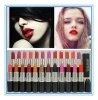 Wholesale Makeup M Brand Matte Lipstick Batom Fosco Rouge Lipstick g Different Colors