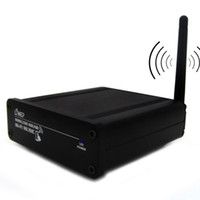 Wholesale Wireless Bluetooth Digital Amplifier Optical Fiber Coaxial HiFi Audio Stereo Music MP3 Sound Home Receiver US Plug Adapter