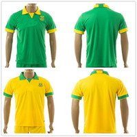 africa names - South Africa National Team Soccer Jerseys Customized Personalized Any Name and Number Home Away Custom Football Shirts Kits Uniforms