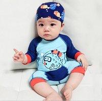 Maillot de bain enfant junior bébé soleil bébé rapide dry surf maillot de bain chaud printemps maillot de bain enfants vêtements