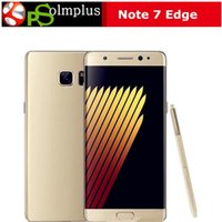Wholesale Note edge cruved screen Octa Core bit MTK6592 shown G LTE inch Android Smartphones G RAM G ROM Mobile Cell phone