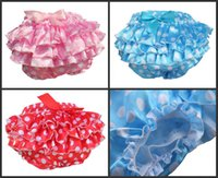 Wholesale 3 Adult Baby Ruffle Panties Bloomers incontinence Diaper Cover FSP06
