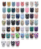 Wholesale Buyer Pick Baby Infant Diaper Nappy Pocket Reusable Washable Adjustable High Quality Retail kg kg lbs lbs