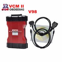 Wholesale Newest V98 VCM II VCM in Diagnostic Scanner For Ford Mazda VCM2 IDS V98 Support IDS VCM OBD2 Scanner