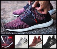 Wholesale 2017 Newest Ultra BOOST CNY Triple Black White Shoes Unisex shoes Women Mens ub3 Ultra Boosts Casual Shoes