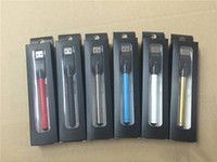 Wholesale in Stock CE3 O pen BUD Battery Touch Pen mAh Vapor pen e Cigarettes for Wax Oil Cartridge Vaporizer