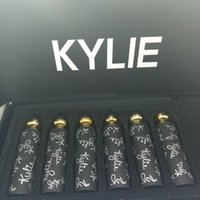 Wholesale Newest Kylie Charm Lipstick Cosmetic by Kylie Jenner Matte Lipsticks Make Up Brand Makeup Lip Gloss Professional Lip Stick Kit with Gift Box