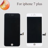 Ранг AAA + Оригинал высокого качества для панелей касания экрана дисплея Iphone 7 плюс Lcd Сборка агрегата замены запасные