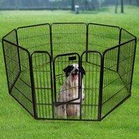 Wholesale New quot Panel Heavy Duty Pet Playpen Dog Exercise Pen Cat Fence