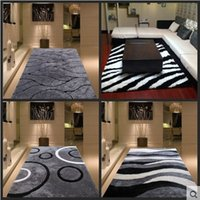 area rug sizes - 70 cm Large Size Plush Shaggy Soft Carpet Area Rugs Non slip Floor Mats For Living Room Bedroom Home Decoration Supplies