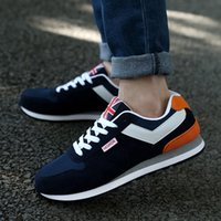 active casual shoes - New Men Shoes Sport Fashion S Neakers Male Casual Flats Breathable Active Shoes For Men Colors Asian Size