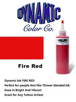 Wholesale DYNAMIC FIRE RED oz Tattoo Ink Brite Vibrant Dark Color Supply One of the BEST Inks in the Tattoo Industry