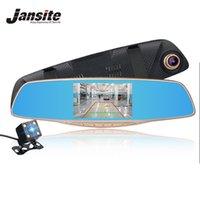 arm review - Jansite Car DVR Camera Review Mirror FHD P Video Recorder Night Vision Dash Cam Parking Monitor Auto Registrar Dual Lens DVR