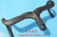 Wholesale cipollini saddle RB1000 Integrated handlebar UD Full carbon handlebars road Racing Bike integrated handlebar with stem caliber mm