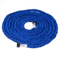 Timers & Controllers Plastic Garden Hose Reels atering Irrigation Garden Hoses Reels Extensible Expandable Fit Magic flexible Plastic Garden water Hose Drip Car Watering Spray Gun 25FT...