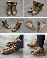Wholesale Maison Martin Margiela High Top Sneakers Shoes Luxury Trainers Men s Fashion MMM Future Kanye West Casual Walking Shoes