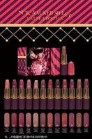 Wholesale 2016 New arrvial hot nutcracker sweet matte lipstick waterproof liquid lip stick makeup supply