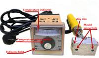 Wholesale Handheld New Manual Hot Foil Stamping Embossing Machine Leather PVC PU Printer LOGO