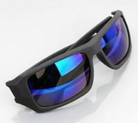 Super cool Hombres Deportes al aire libre Correr Sunshade gafas Dazzle color Resina lentes verano mujeres moda diseñadores gafas de sol baratos