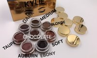 Wholesale 2016 NEW Hot Waterproof Kylie Eyebrow Enhancers g Oz Full Size NEW Colors DHL