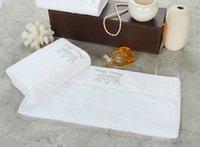 Wholesale Best Hot Sale g white cotton bath towels Hotel SPA club sauna beauty salon