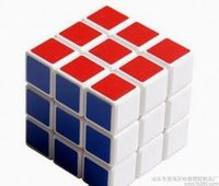 Wholesale Six colors of third order of high quality high security and light increases intelligence memory space thinking ability beautiful magic cube