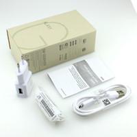 al por mayor manual de usuario-Accesorios de la caja al por menor del teléfono Adaptador del cargador del cable del USB Manual del usuario Paquete al por menor
