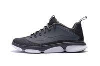 2017 los zapatos de baloncesto retros vendedores calientes de la nueva alta calidad de la llegada saltan la zapatilla de deporte de los hombres para los cabritos calza tamaño: 40-46 Las compras libres