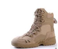 Nuevo Delta marca Militar Botas tácticas Desierto de combate al aire libre Ejército de senderismo zapatos de viaje Barcos de cuero Otoño Botines tobillo Hombre
