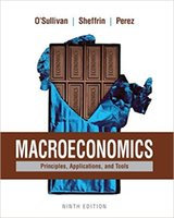 Wholesale New Arrival Books Macroeconomics Principles Applications and Tools th Edition For Education Book Worth Reselling Book