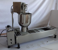 Wholesale Commercial Full Automatic Donut Machine V V W Stainless Steel Donut Maker