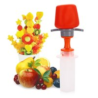best fruit fast - Hot Sales Fast Pop Out Fruit and Vegetable Decoration Tool Kitchen Tool Best Good Helper for Woman Chef Treat