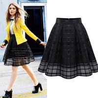 Wholesale Black Milk Women Summer Skirt Mini Skirts For Plus Size Women Saias Femininas High Waist Skirt For Women