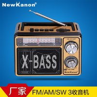 Wholesale Radio Card Multifunction Portable Radio elderly Reserve universal love
