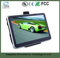 automobile gps receiver - high efficiency WINCE system automobile inch GPS navigator with free maps
