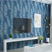 best black wallpapers - Best Home Decor Deep Embossed D Wall Paper Solid Pastoral Wood Fiber Wallpaper Roll For living room bedroom Wall covering Decor