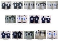Wholesale Men Elite Jerseys DAL Dak Prescott Troy Aikman Tony Romo Jersey WITH NAME Sports Wear Game Limited Free Drop Ship Mix Order
