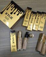 Wholesale 2016 New Kylie Makeup Face Powder Foundation professional matte luiqid foundation color DHL