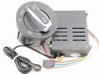 Wholesale VW OEM Auto Headlight Light Sensor And Switch For VW Golf MK4 IV Jetta MK4 Bora Polo