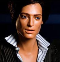 achat en gros de poupées de vie des hommes pour femme-Life taille réaliste silicone dildo sexe poupées Pour la femme vraie mâle gonflable amour poupée dick énorme vrai jouets de sexe anal pour les gays