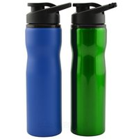 Metal american water bottles - 10ha Sound Of Water Bottle Stainless Steel American Style ML Kettle Single Waist Sports Contracted Cups Creative Gifts Leak Proof