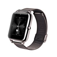 Dispositifs portables intelligents Prix-EAAXC Senbono Smart Watch Bluetooth Z50 2G Internet NFC Support Carte SIM TF Dispositifs portables SmartWatch pour Apple Android Phone T0