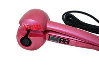 Wholesale Automatic rotating hair curling iron