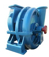 Wholesale Gas making furnace Industrial centrifugal fan for chemical fertilizer plant