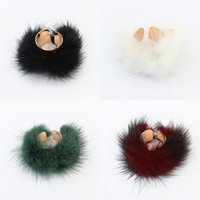 Wholesale rings New Arrival Fashion Women High Quality Gold Plated Colors Hairy Cluster Rings Jewelry SR479