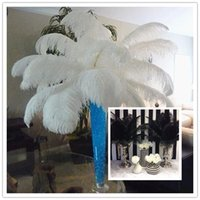 Wholesale New Sell cm cm beautiful ostrich feathers Diy jewelry accessories wedding decorations C005