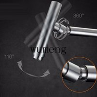 Wholesale HERO MS1007 China pure stainless steel kitchen faucet spool Spain factory straight hair Environmental protection talent