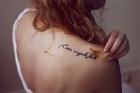beauty fun - Sexy body art tattoo sticker for Fun and Cool Temporary Tattoos waterproof tattoo with beauty design